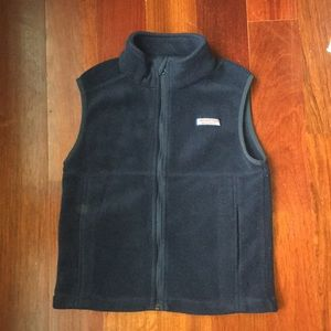 Vineyard Vines Boys Fleece Vest